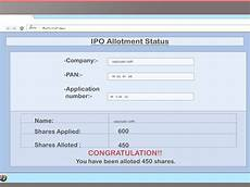 how to fill out an ipo application form 11 steps with