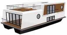 wohnen auf dem wasser muethos hausboot autarkes wohnen auf dem wasser