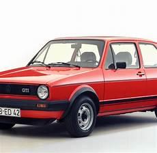 Der Kleine Revoluzzer Oldtimer Volkswagen Golf 1 Gti Welt