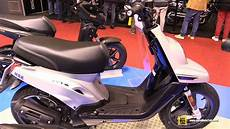2016 Mbk Booster 13inch 50cc Scooter Walkaround