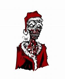 72 best santa zombie images pinterest santa clause and dark christmas