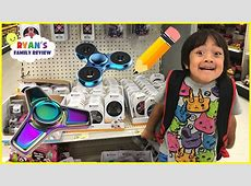 Back to School Shopping and Fidget Spinner Toy Hunt with