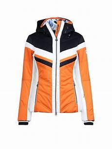 sportalm damen skijacke thollon orange 42