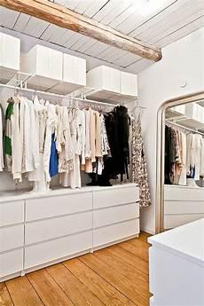 Kleiderstange Begehbarer Kleiderschrank - kommoden unter kleiderstange home begehbarer