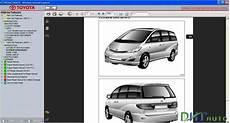 toyota previa tarago service repair manual update 2006 toyota workshop manual