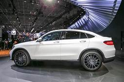 2017 Mercedes Benz GLC Coupe First Look Review  Motor Trend