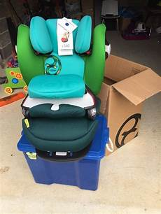 Cybex Pallas M - cybex pallas m fix 1 2 3 car seat in hawaii green
