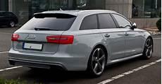 File Audi S6 Avant C7 Heckansicht 7 September 2013