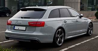 2013 Audi A6 Avant C7 – Pictures Information And Specs
