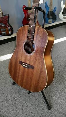 seagull s6 mahogany godin seagull s6 mahogany deluxe acoustic electric guitar reverb