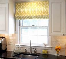 Kitchen Curtains In by The Ideas Of Kitchen Bay Window Treatments Theydesign