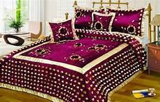 couvre lit satin meuble de salon contemporain