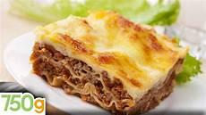 Lasagne Bolognese Rezept - recettes de lasagne bolognaise maison lasagna