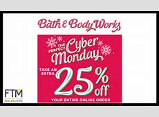 Bath And Body Works Cyber Monday,Bath & Body Works Cyber Monday Sale: 40% off in cart,Cyber monday sale|2020-12-06