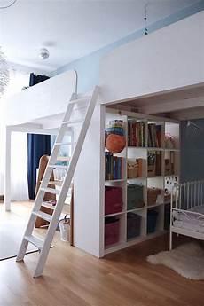 kinderzimmer hochbett ideen auf zwei etagen so wohnt und arbeitet isabell wohnung
