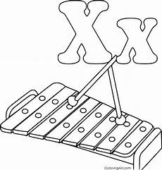 Malvorlagen Xl Xda 27 Free Printable Letter X Coloring Pages In Vector Format