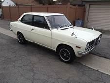 1971 RHD Datsun 1200 Sunny Clean Many Unique And Rare