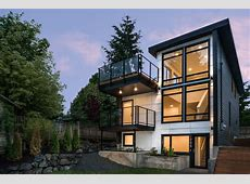 Loft House   Modern   Exterior   Vancouver   by Sandrin