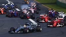 2017 F1 Australian Grand Prix Race Results