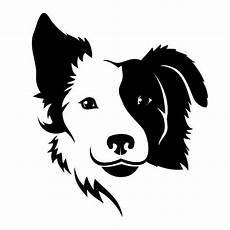 Ausmalbilder Hunde Border Collie Border Collie Silhouette Svg Search Hunde