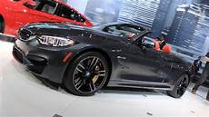 bmw m4 0 100 2015 bmw m4 convertible priced from 73 425 live photos