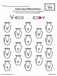 letter v worksheet for kindergarten 23545 kindergarten printable worksheets myteachingstation