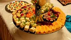 sunset partyservice pr 228 sentiert ihren arbeit kaltes buffet