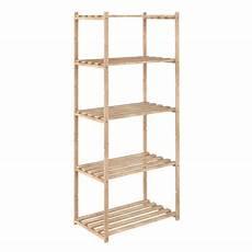 scaffali metallici componibili on line scaffale in legno in kit 5 ripiani l 65 x p 40 x h 171 cm