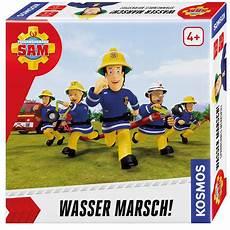 feuerwehrmann sam wasser marsch kinderspiele