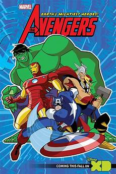 preview avengers earth s mightiest heroes cartoon