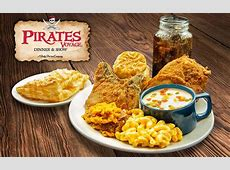 Pirates Voyage Dinner & Show   Smoky Mountains Brochures