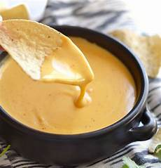 recette facile de sauce au fromage pour les nachos
