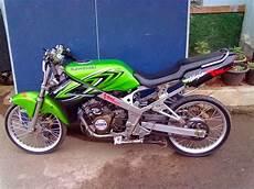 Modifikasi Motor 2 Tak by Dunia Modifikasi Modifikasi Motor Kawasaki 2 Tak