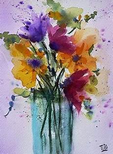 vasi con fiori bluoltremare vasi di fiori vases of flowers