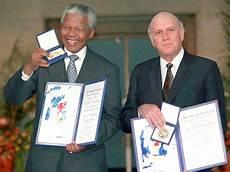 R 233 Compens 233 D Un Prix Nobel De La Paix Nelson Mandela