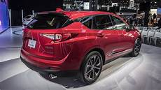 2019 acura rdx photos 2019 acura rdx new york 2018 photo gallery autoblog