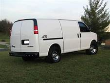 Find Used 2006 Chevrolet Express 1500 AWD 4x4 4 Wheel