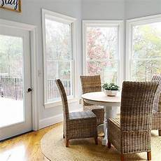 breakfast room color in from sherwin williams see more of the home tour at