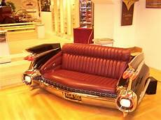 Car Moebel - and stupid ideas classic car seat sofa