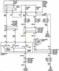 i want the electrical wiring diagram for the head lights of a toyota rav4 2l 1998 the