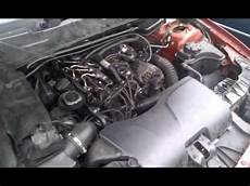 bmw 123d n47 engine knocking timing chain noise