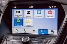 Ford Sync 3 Preview Apple Carplay Android Auto Complete