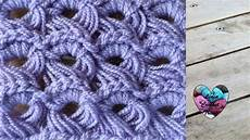 point peruvien crochet punto peruano crochet
