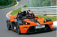 ktm x bow tests auto motor und sport