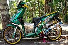 Babylook Beat Karbu by 200 Modifikasi Motor Beat 2019 Babylook Thailook