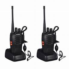 Walki Talki Test - 2pcs baofeng bf 888s walkie talkie 5w handheld two way