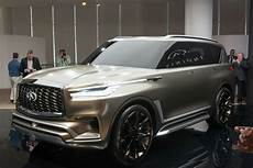 when does the 2020 infiniti qx80 come out review is working on a new model that will be the