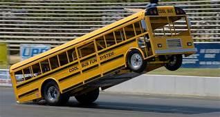 Hot Rod School Bus  Mark Traffic