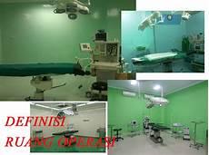 Antibodo Definisi Kamar Operasi Definisi Pembagian Ruang