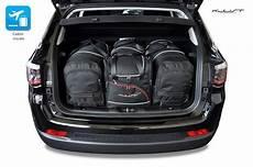 Jeep Compass Kofferraumvolumen - kjust jeep compass 2017 car bags set 4 pcs select car